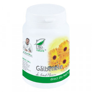 Galbenele - 60 cps