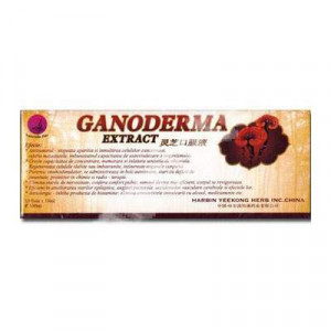 Ganoderma Extract - 10 fiole