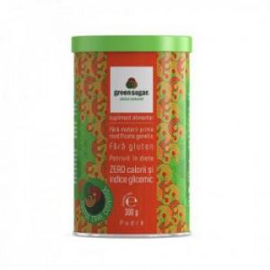 Green Sugar Pudra (cutie carton) - 300 g