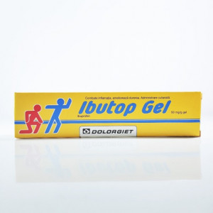 Ibutop gel 50 mg/g - 50 g