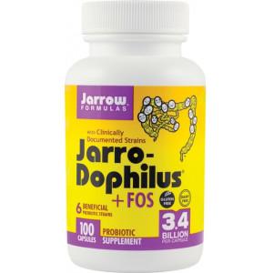 Jarro-Dophilus + FOS 30 cps