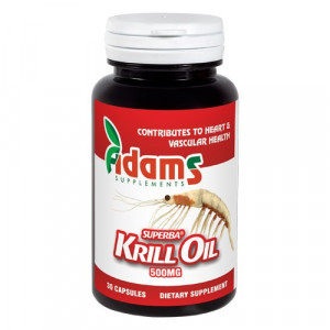 Krill Oil 500 mg - 30 cps