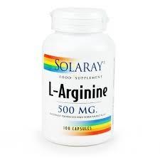 L-Arginine 1000 mg 30 capsule