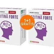 Lecitina Forte - 30 cps - 1+1 Gratis