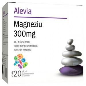Magneziu 300 mg - 20 dz