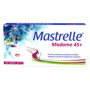 Mastrelle Madame 45+ - Gel Vaginal - 20 g