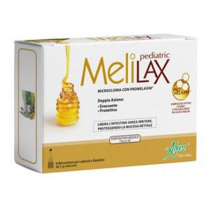 MeliLax Microclisma copii 6x10g