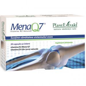 Mena Q7 Vitamina K2 Naturala 30cps