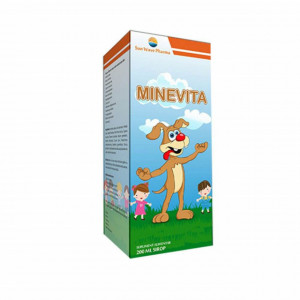 Minevita Sirop - 200 ml