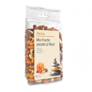 Mix Fructe uscate si Nuci -130 g