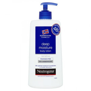 Neutrogena Lotiune de corp piele sensibila - 400 ml