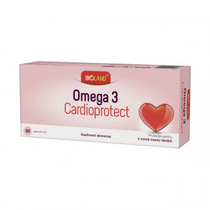 Omega 3 cardioprotect - 30 cps