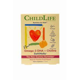 Omega-3 DHA+Choline SoftMelts - 27 tab