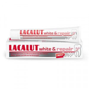 Pasta de dinti Lacalut White & Repair - 75 ml
