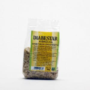 Paste patrate mici (pt. diabetici) - 200 g - Diabestar