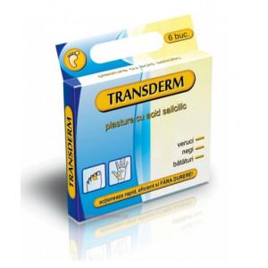 Plasturi negi si bataturi Transderm 6buc/cut