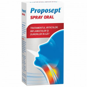 Proposept spray oral - 20 ml