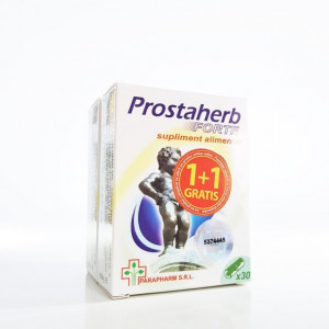 Prostaherb Forte - 30 cps - 1+1 Gratis