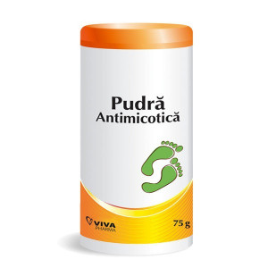 Pudra antimicotica - 75 g
