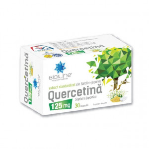 Quercetina 125 mg - 30 cps