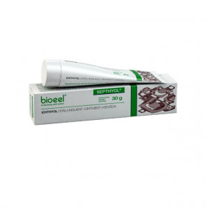 Septhyol Unguent - 30 gr Bioeel