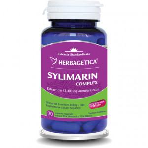 Silymarin 80/50 Detox Forte - 30 cps