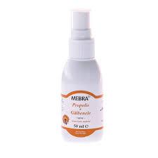 Spray cu propolis si galbenele - 50 ml
