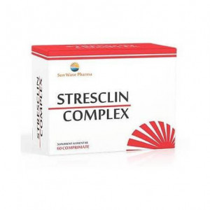 Stresclin Complex - 60 cps