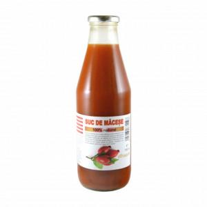 Suc de macese 100% natural - 750 ml