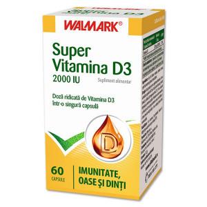 Super Vitamina D - 60 cpr