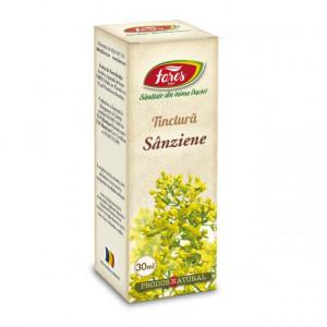 Tinctura Sanziene - 30 ml Fares