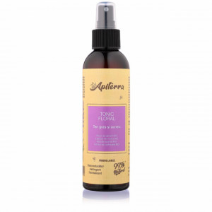 Tonic floral ten gras si acneic - 200 ml Apiterra