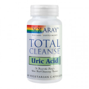 Total Cleanse Uric Acid - 60 cpr
