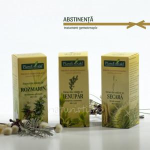 Tratament naturist - Abstinenta (pachet)