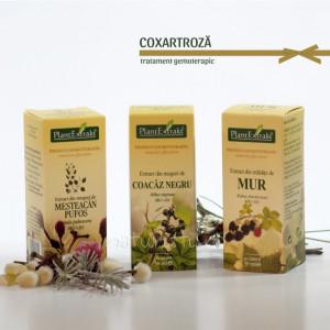 Tratament naturist - Coxartroza (pachet)