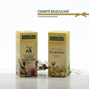 Tratament naturist - Crampa musculara (pachet)