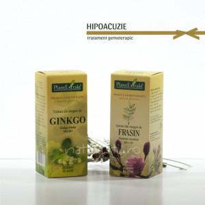 Tratament naturist - Hipoacuzie (pachet)