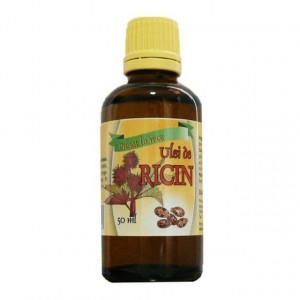 Ulei de ricin - 50 ml