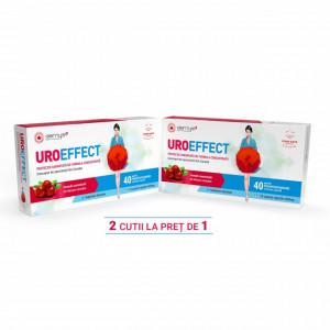 Uroeffect - 10 cps 1+1 Gratis
