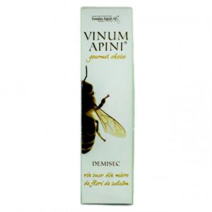 Vin Demisec din miere Vinum Apini - 750 ml
