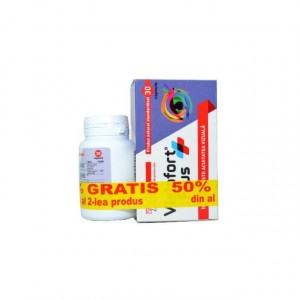 Visiofort plus - 30 cps - 1+1-50% Gratis