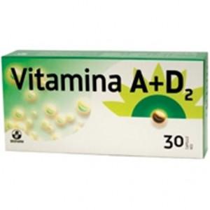 Vitamina A + D - 30 cps