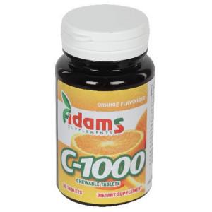 Vitamina C 1000MG - 30 cpr masticabile