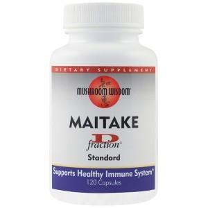 Maitake D-fraction - 120 capsule