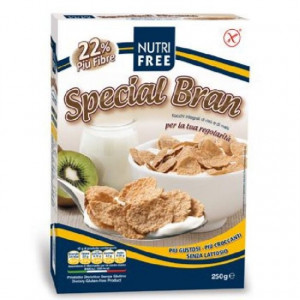 Special Bran cereale - 250 g - NutriFree