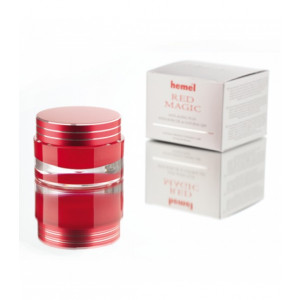 Crema anti-imbatranire Hemel Red Magic Anti - Aging Plus with rose oil and Q10 30 ml