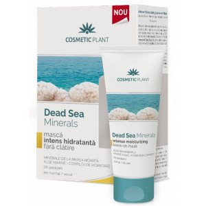 Masca intens hidratanta Dead Sea Minerals - 50 ml