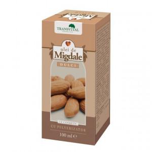 Ulei Migdale Dulci - 100 ml