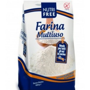 Farina Multiuso Faina universala - 1000 g - Nutrifree