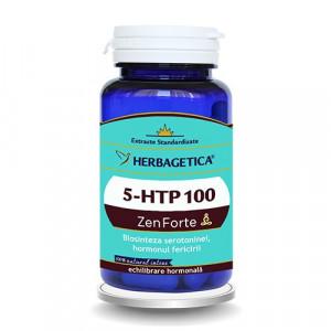 5 HTP 100 Zen Forte - 60 cps